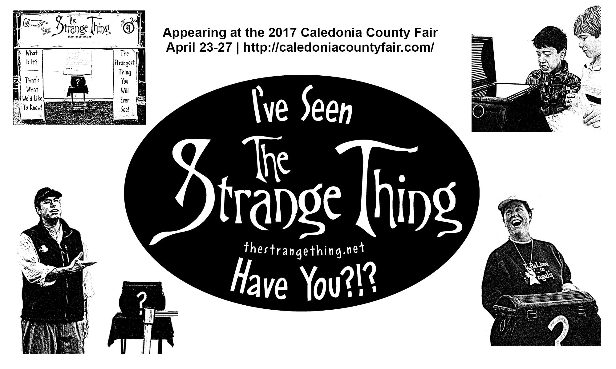 The Strange Thing